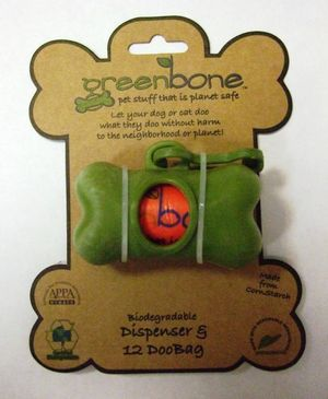 Doggy bags new packaging